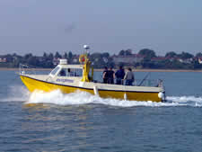 Charter Boat Hire - The Enterprise