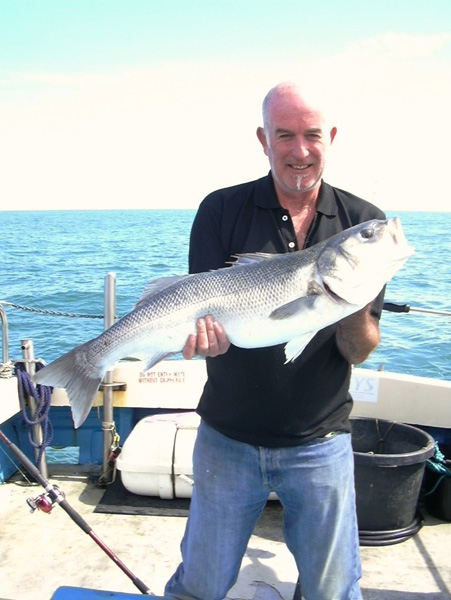 Bass Fishing with Chris Mole Charters